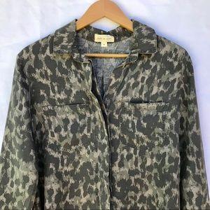 cloth & stone Tops - Cloth & Stone Blouse NWT